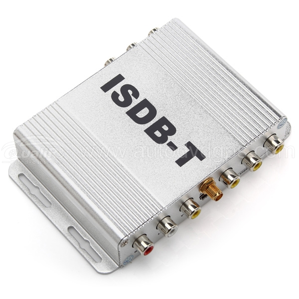 Car ISDB-T Digital TV Receiver Box Tuner MPEG-4 for Japan  Brazil South America