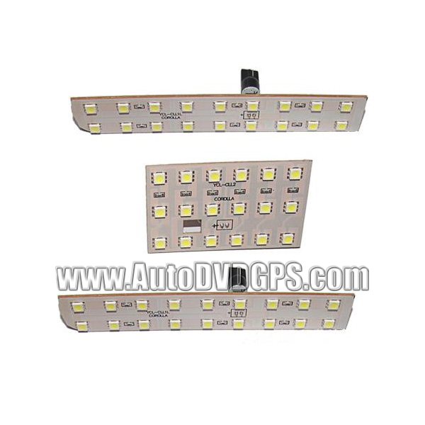 LED Room Lamp for Toyota Corolla Standard Edition