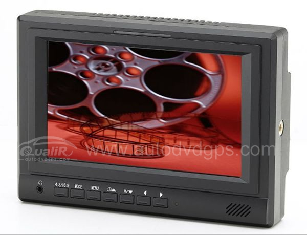 7inch 3G/HD/SD-SDI Field HD Monitor with PIP