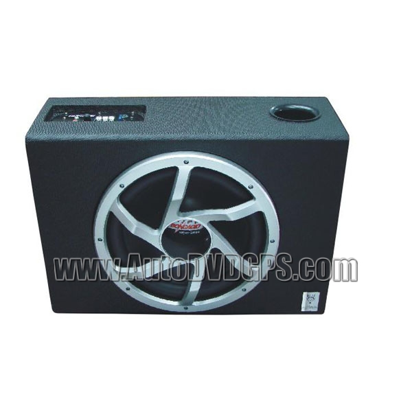 Car  Audio Subwoofer 12inch, 500W, A Pair