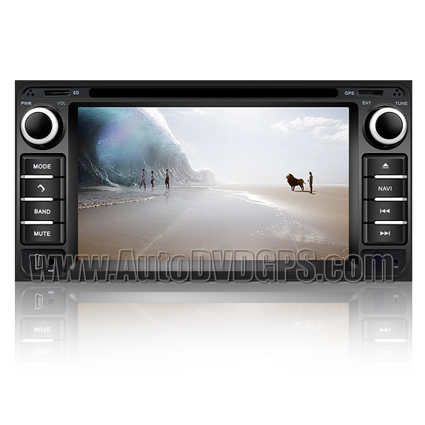 Custron T1062TYT OEM Factory-Style DVD GPS Navi Radio For Pontiac Vibe + Bluetooth Handsfree iPOD Phonebook
